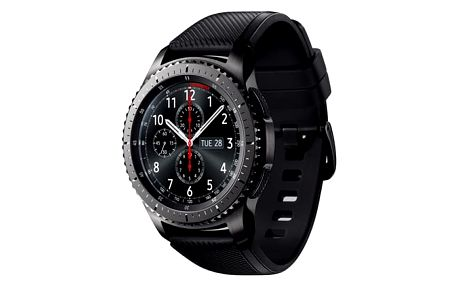 Chytré hodinky Samsung Gear S3 Frontier (SM-R760NDAAXEZ)