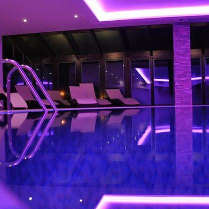 2,5hodinový vstup do wellness v hotelu Kempa *** v Beskydech