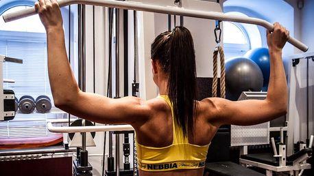Dámské fitness: permanentka i skupinové lekce