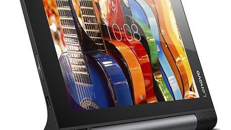 Dotykový tablet Lenovo Yoga Tablet 3 8 16 GB LTE ANYPEN II (ZA0B0045CZ) černý Software F-Secure SAFE, 3 zařízení / 6 měsíců + SIM karta T-Mobile 200Kč Twist Online Internet v hodnotě 1 179 Kč + DOPRAVA ZDARMA