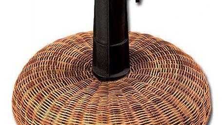 Tradgard 3848 Podstavec pod slunečník ratanový 15 kg