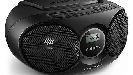 Philips AZ215B černý