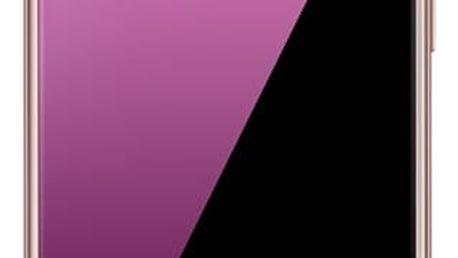 Mobilní telefon Samsung S7 32 GB (G930F) (SM-G930FEDAETL) růžový Software F-Secure SAFE, 3 zařízení / 6 měsíců v hodnotě 979 Kč + DOPRAVA ZDARMA
