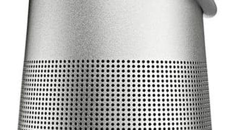 Přenosný reproduktor Bose SoundLink Revolve + stříbrný/šedý (739617-2310)