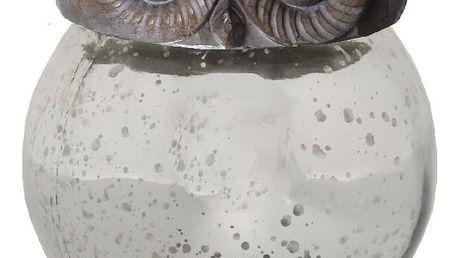 Zahradní LED svítidlo Best Season Owl