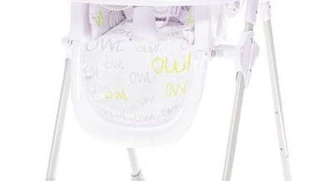 ZOPA Dětská židlička Monti – Griffin Grey