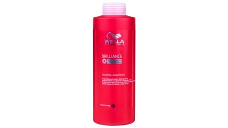 Wella Brilliance Thick Hair 1000 ml šampon pro ženy