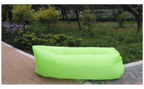 Samonafukovací pytel Lazy Bag, světle zelená