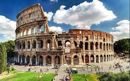Itálie ze severu na jih za 6 dní. Řím, Vatikán, Florencie, Lago di Garda, Benátky a Verona
