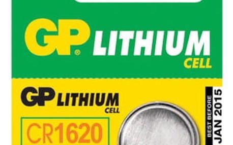 Baterie lithiová GP GP CR1620 (GP CR1620)