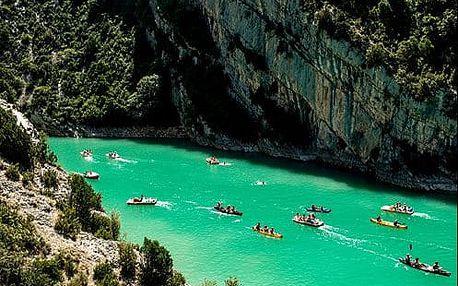 Putování kouzelným Provence za 5 dní - Marseille, Cannes, Monako a největší kaňon Evropy