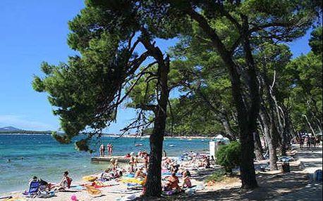 Týden pro dva v Chorvatsku - Biograd na Moru jen 150 m od pláže