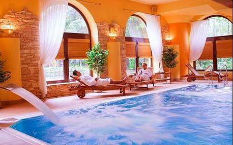 Komfortní pobyt s neomezeným wellnessem ve 4* Grandhotelu v Zakopaném