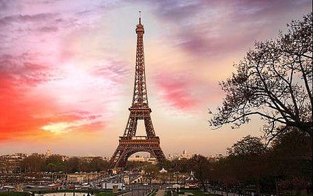 Magická metropole PARÍŽ - 4 denní zájezd s ubytováním, snídaní, dopravou a průvodcem