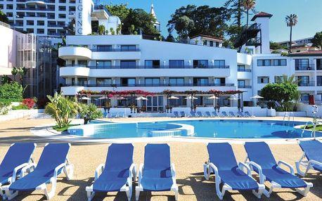 Madeira - Funchal na 8 dní, plná penze nebo polopenze s dopravou letecky z Prahy