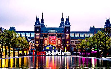 Amsterdam, Zaanse Schans a Volendam - větrné mlýny, chutné sýry, tulipány za 5 dní s ubytováním