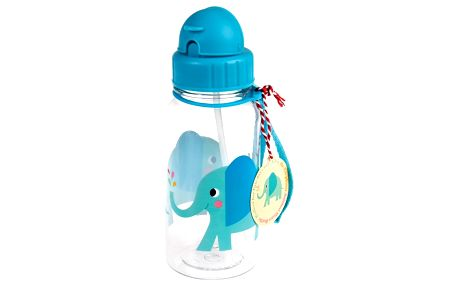Lahev na vodu Rex London Elvis The Elephant, 500 ml