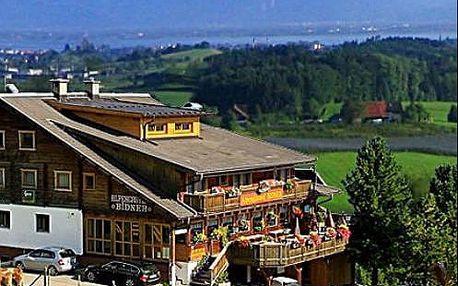 Nádherný týden v rakouských Alpách ve výšce 1800m za skvělou cenu