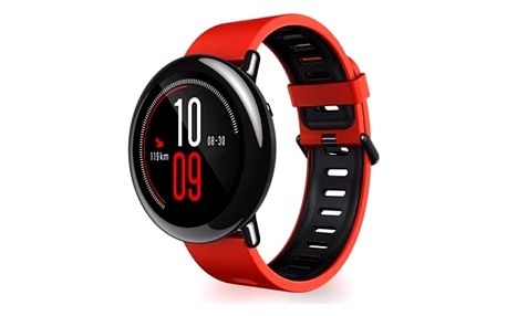 Chytré hodinky Xiaomi Huami Amazfit, Global červený (AMI399)