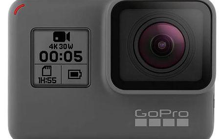 GoPro HERO5 Black černá/šedá