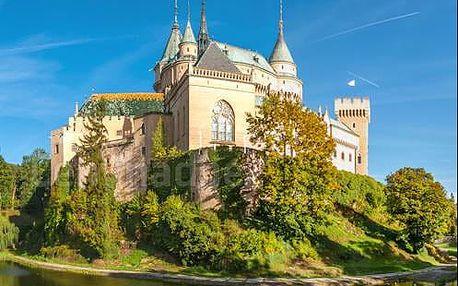 Lázeňské Bojnice - Ozdravný pobyt (nejen) pro seniory, kousek od zámku a lázní
