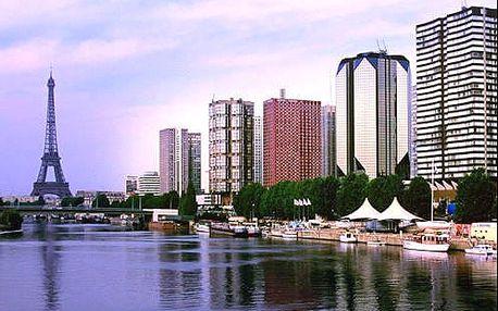 Příjemný pobyt v Paříži v kvalitním 3* hotelu Paris Vaugirard.
