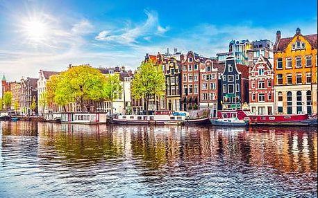 Nizozemsko za 4 dny - Amsterdam, Zaanse Schans, Volendam. Krásná svobodná a ekologická krajina