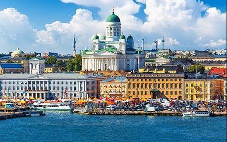 Atraktivní expedice Pobaltí na 6 nebo 7 dní. Poznejte krásy Litvy, Lotyšska, Estonska i Finska