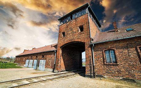 Celodenní zájezd pro 1 do koncentračního tábora v Osvětimi