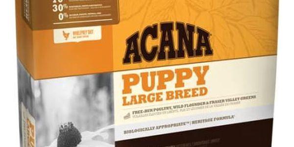 Granule Acana Dog Heritage Puppy Large Breed 17 kg + Doprava zdarma2