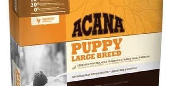 Acana Dog Heritage Puppy Large Breed 17 kg