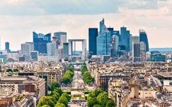 Navštivte nejzajímavější místa města lásky. PAŘÍŽ, Versailles a Remeš za 5 dní s ubytováním2