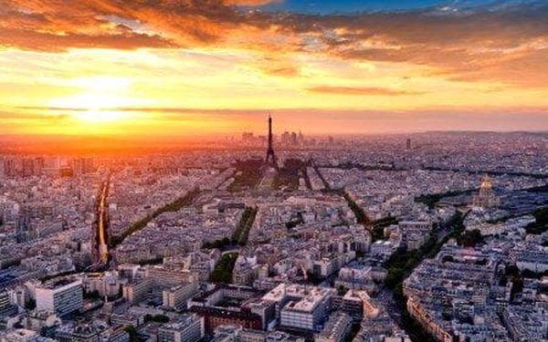 Navštivte nejzajímavější místa města lásky. PAŘÍŽ, Versailles a Remeš za 5 dní s ubytováním4