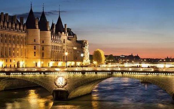 Navštivte nejzajímavější místa města lásky. PAŘÍŽ, Versailles a Remeš za 5 dní s ubytováním5