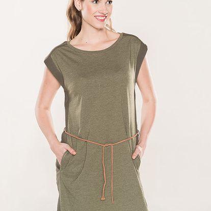 Šaty SAM 73 WZ739 Zelená