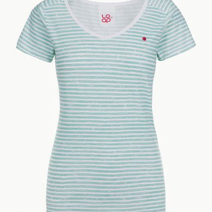 Tričko Loap Bernice Modrá
