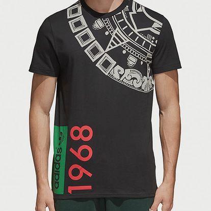 Tričko adidas Originals Commercial Tee Černá