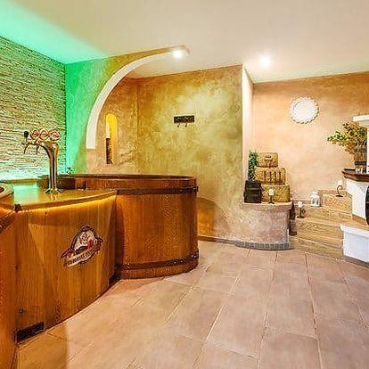 3–7denní wellness pobyt pro 2 s polopenzí v hotelu Beskyd**** v Beskydech