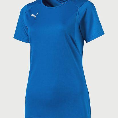 Tričko Puma LIGA Training Jersey W Modrá