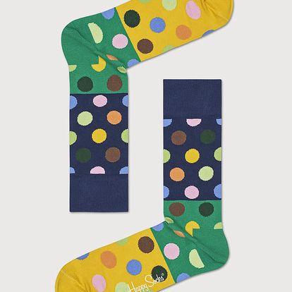 Ponožky Happy Socks BDB01-6000 Barevná
