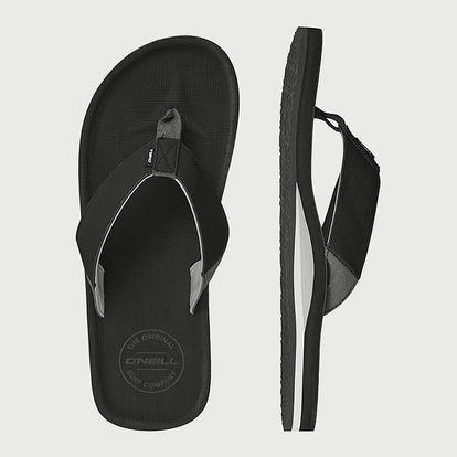 Žabky O´Neill Fm Chad Flip Flops Černá