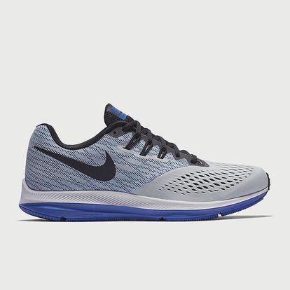 Boty Nike Zoom Winflo 4 Šedá