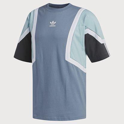 Tričko adidas Originals Nova Tee Modrá