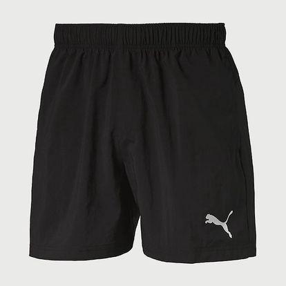 """Kraťasy Puma ESS Woven Shorts 5"""" Černá"""