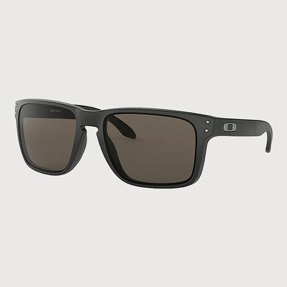 Brýle Oakley Holbrook Xl Matte Black W/ Warm Grey Černá