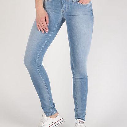 Džíny Diesel Skinzee - Low L.32 Pantaloni Modrá