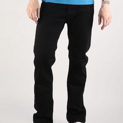 Džíny Diesel Larkee L.32 Pantaloni Černá