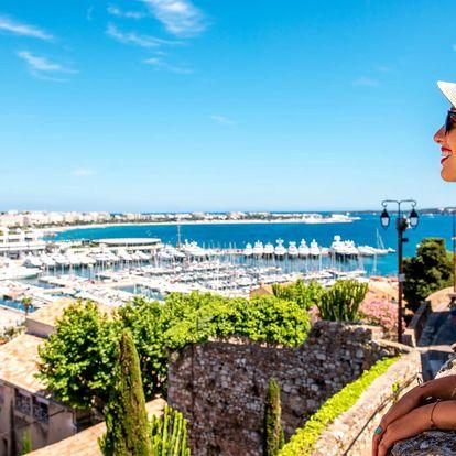 Azurové pobřeží a Provence na 3 noci se snídaní