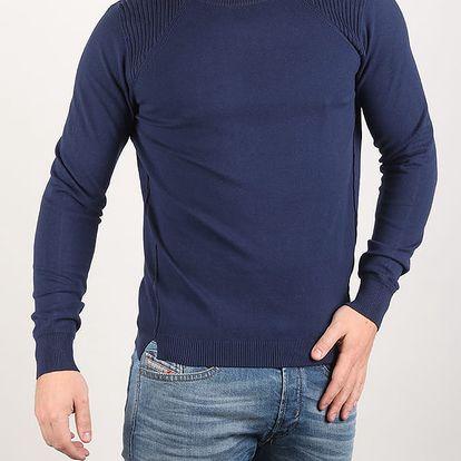 Tričko Diesel K - Bonis Pullover Modrá