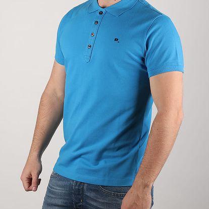 Tričko Diesel T - Heal Camicia Modrá
